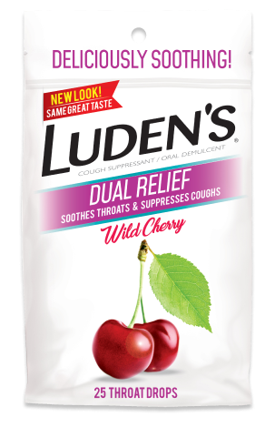 Luden's Dual Relief
